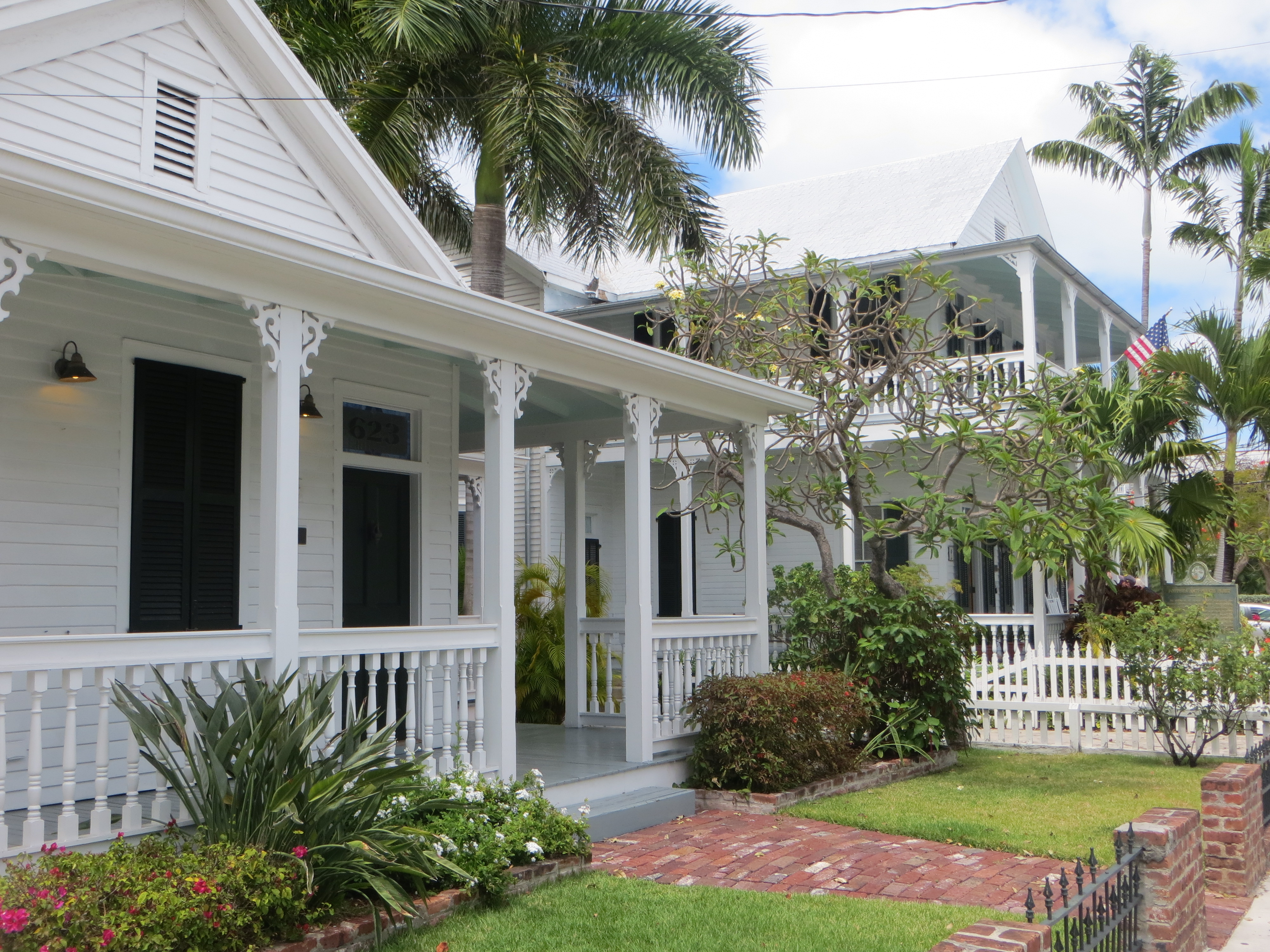 Key west der schl ssel zur karibik mein reiseblog ein for Stile key west