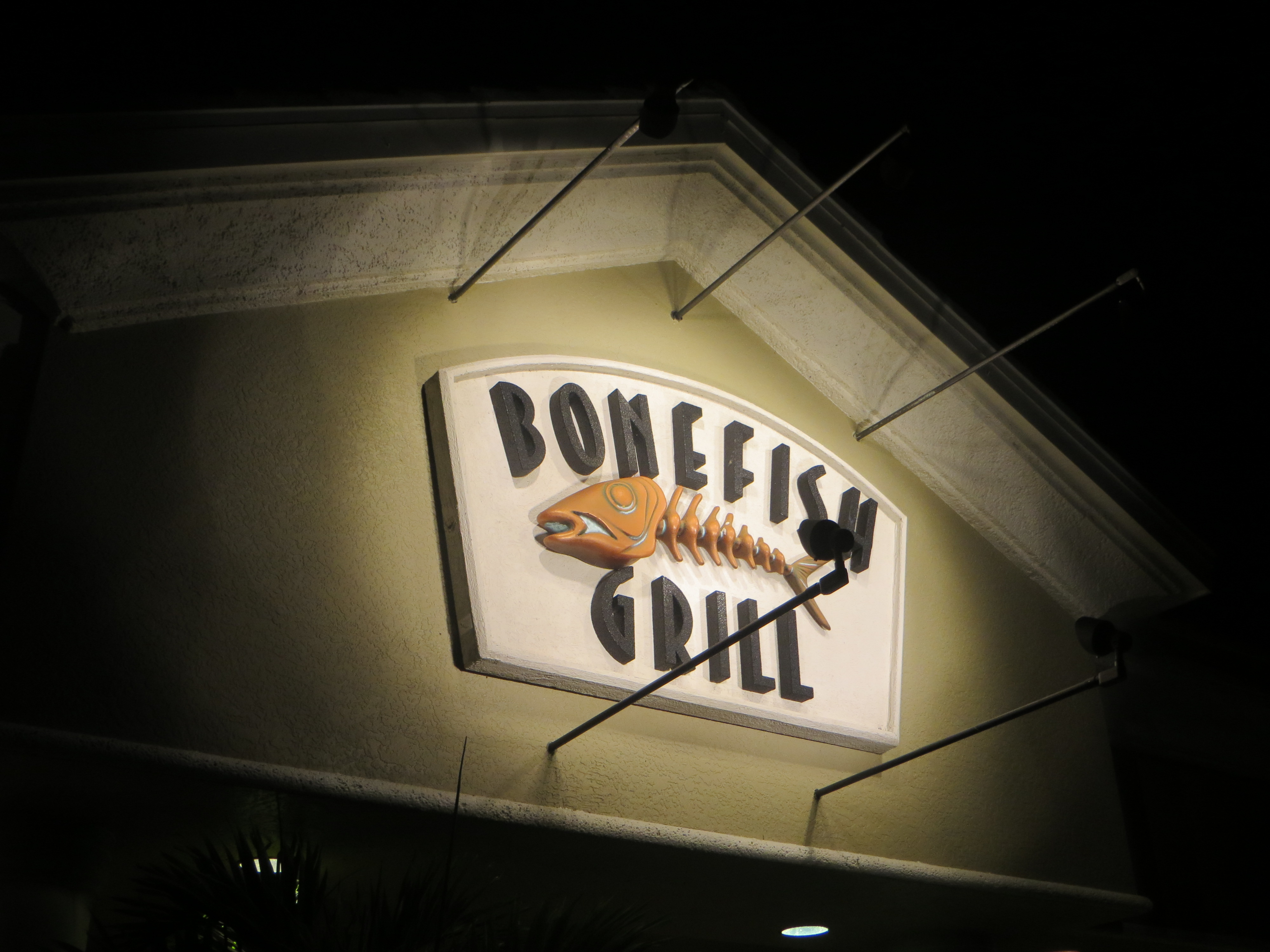 Der Bonefisch Grill in Bonita Springs