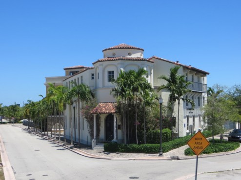 Mediterrane Architektur in Coral Gables