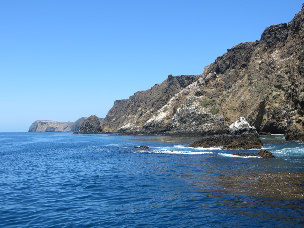 Channel Islands - Die kalifornischen Galapagos-Inseln