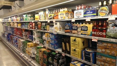 Von wegen, die Amerikaner trinken nur warmes, abgestandenes Bier