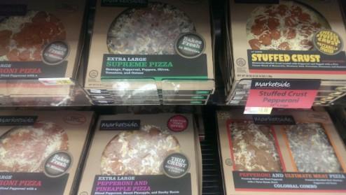 Pizzen im 14 Zoll Format