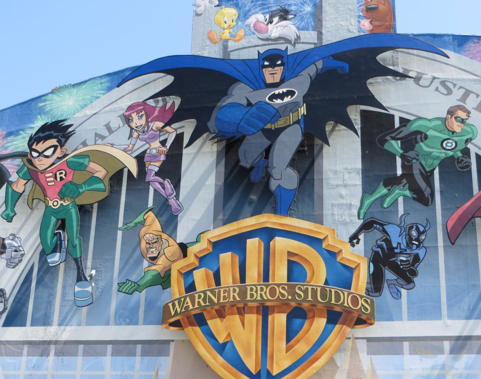 Die Warner Bros. Studios