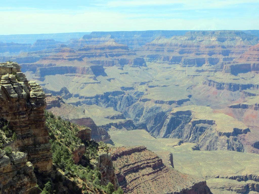 Der Grand Canyon ist mit Worten nicht zu beschreiben