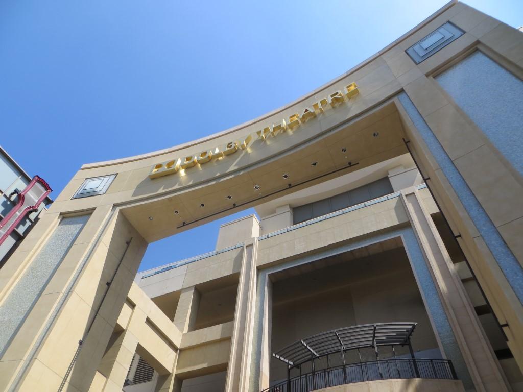 """Das mehrfach umbenannte """"Dolby Theatre"""" ist seit 2002 die Heimat der Oscar-Verleihungen"""
