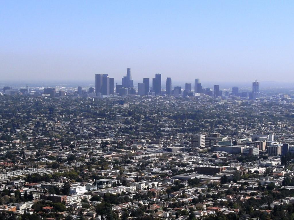Die Größe von Los Angeles erschlägt einen als Besucher förmlich